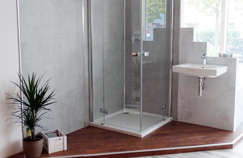 So arbeitet Badtechnik: Besduchen Sie dne Showroom von Badtechnik Ingolstadt