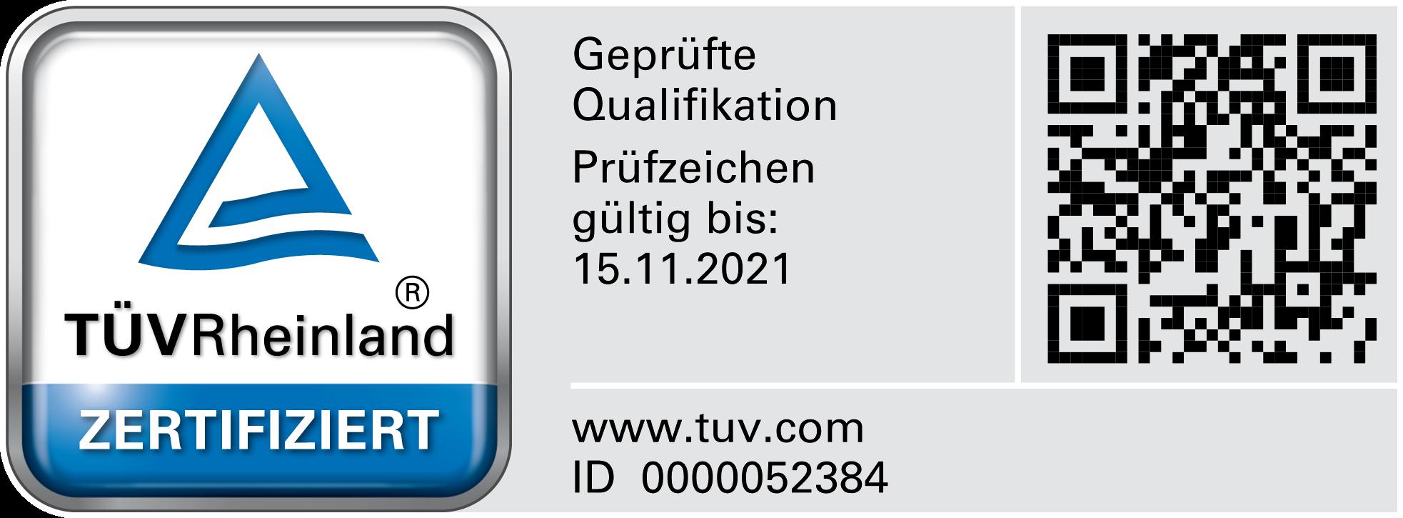 Vom TÜV zertifiziert: Garantiert hochwertige Smart-Repair im Bad